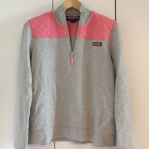 Vineyard Vines Shep Shirt Half-Zip